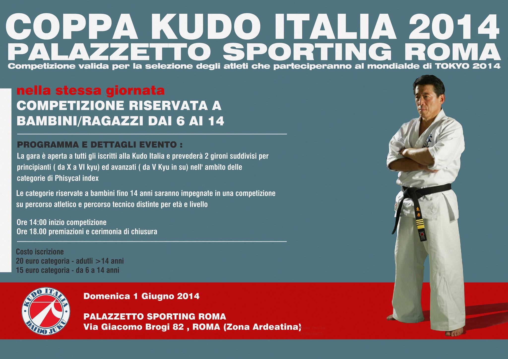 coppakudoitalia2014 Kudo Italia